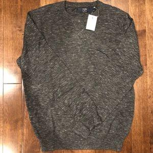 J. Crew men's cotton sweater